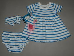 Baby girl clothes, Newborn, Gerber 3 piece set/  SEE DETAILS