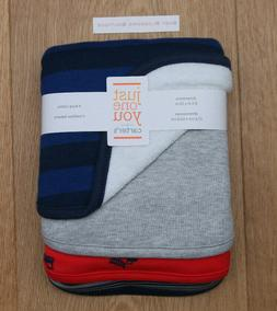 Carter's Just One You Baby Boy Burp Cloths 4 Pack ~ Construc