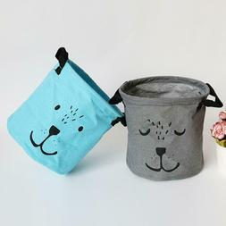 clothes storage bin for baby nursery to