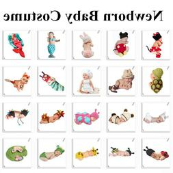 Cute Frog Newborn Boys Baby Hats Clothes Apparel Outfits Cos