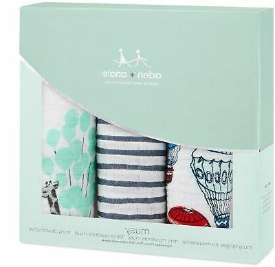aden anais classic musy 3 pack dream