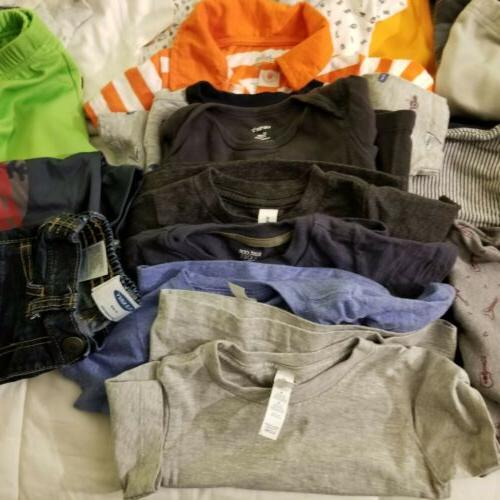 ❤Baby Boy Clothes 65 12 old