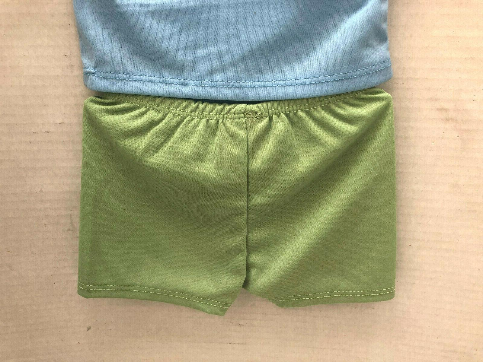 Top Outfit Clothes Size 6-9