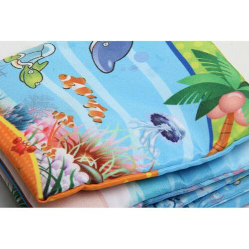 Kid Development Soft Cloth Cognize Early Education