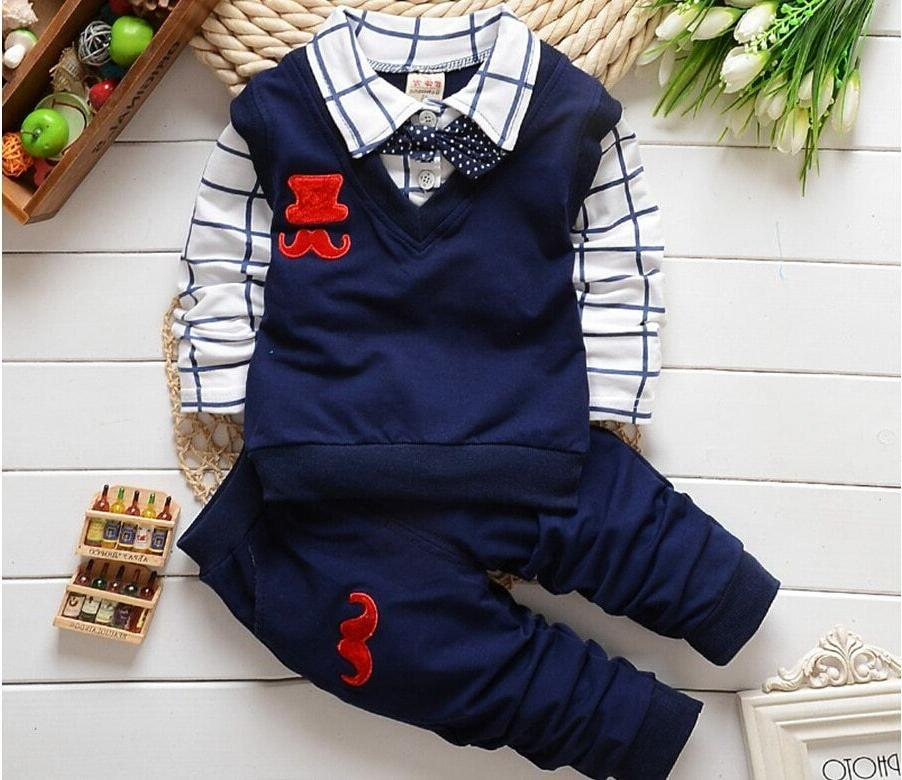 Spring autumn Products Clothes Baby 2PCS