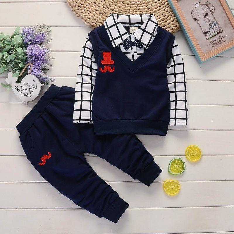 spring autumn products kids clothes baby boys