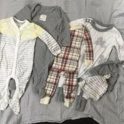 Lot Organic baby clothes Burt's Bees boy Girl Gender neutral