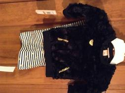 New Juicy Couture Baby Girls 2 piece set size 12 months $60