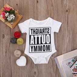 Romper Kids Infant Baby Boy Girl Newborn  Jumpsuit Bodysuit