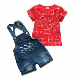 summer baby boy clothes set children clothing