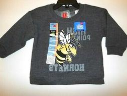 Sweatshirts Infants Boys Clothes Hanes Shirts Sports High Po